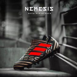 [WESTON CORP] NEMEZIZ 17+ MESSI SkyStalker Pack Available At All Weston Stores And Kallang Wave Free Customisation