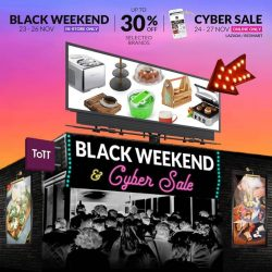 [ToTT Store] Our best Black Weekend/Cyber Sale yet!