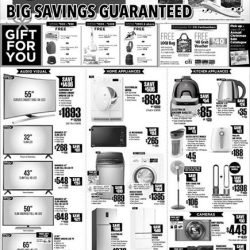 [Harvey Norman] Annual Christmas Sale now on at all HarveyNormanSG stores and online at www.
