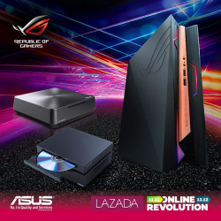 [ASUS] Time for the biggest online shopping extravaganza of the year!