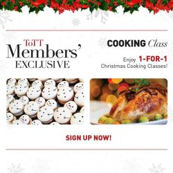 [ToTT Store] Get your Christmas gift lift ready now and you won't have to worry about it twice!