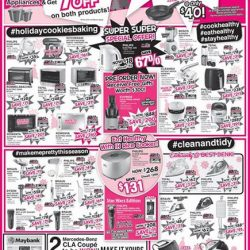 [Best Denki] Awesome deals this weekend just for you!