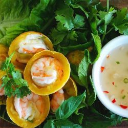 [THE SEAFOOD MARKET PLACE BY SONG FISH] Bánh Khot ~ Crispy & Savoury Mini Vietnamese-Styled PancakesSavour light and crisp mini pancakes that are a delight with