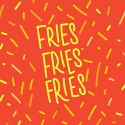 [L'entrecote] Free Fries Day - 11.