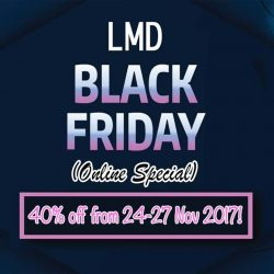[LMD Collections] Enjoy further 40% discount during this promotion!