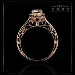 [ORRO Jewellery] Select that beautiful gem and turn it into a masterpiece unto itself.