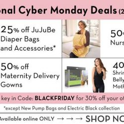 [Maternity Exchange] Still haven't done your black friday shopping?
