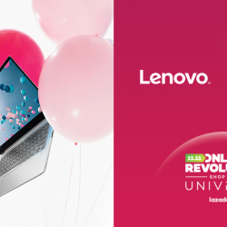 [Lazada Singapore] Enjoy exclusive Lenovo and Motorola deals this Online Revolution!