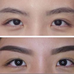 [Enjoy by Jean Yip] Never underestimate the power of a perfect eyebrow.