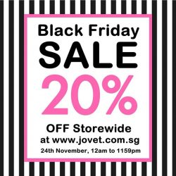 [JOOP] Don't miss our Black Friday SALE!