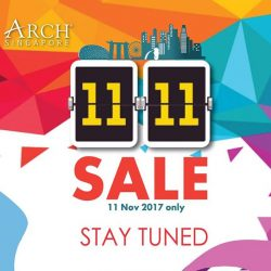 [ARCH] Singles' Day Flash Sale - don't miss this!