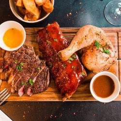 [Table Manners] Rev up your hump day Tuesday with our delectable Meat Platter!