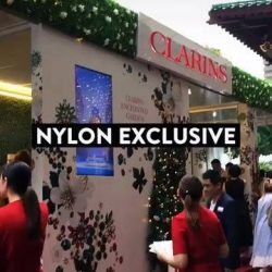 [Clarins] If you haven't visited the Clarins Enchanted Gardens at Tang Plaza Promenade, come and check out the array of