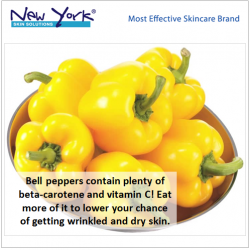 [New York Skin Solutions] Apart from beta carotene, vitamin C is important for healthy skin too!