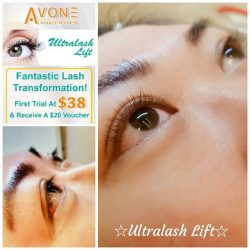 [AVONE BEAUTY SECRETS] Lashes redefined naturally with Ultralash Lift!