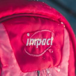[Ergoworks] Impact bag we promise you your little angels comfort and  spine will be protected!