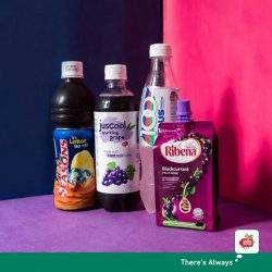 [7-Eleven Singapore] Quench your thirst and stay fresh with these Crazy Deals at 7-Eleven!