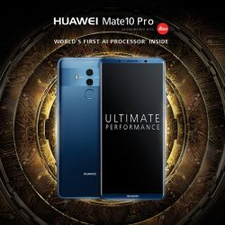 [Harvey Norman] Pre-order the Huawei Mate 10 Pro at HarveyNormanSG at all stores for $1,098.