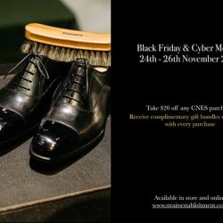 [STRAITS ESTABLISHMENT] BLACK FRIDAY & CYBER MONDAY.