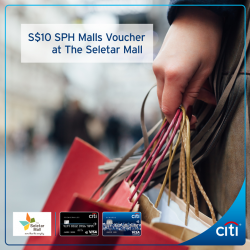 [Citibank ATM] Season's Glimmerings with SPH Malls!
