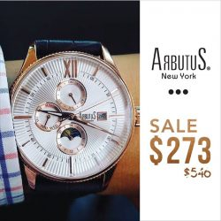 [Arbutus] Arbutus will be having a special sale at very attractive prices on selected models!