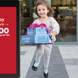 [Stride Rite/Petit Bateau] Stride Rite Cyber Monday Online Exclusive Flash Sale is now on till today, 27/11/2017, 23:59.