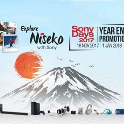 [Best Denki] It's the most wonderful time of the year with SonyDays2017!