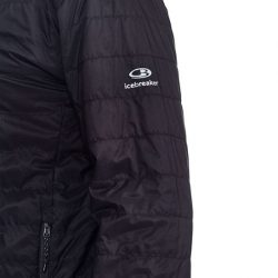 [Icebreaker Merino] Featuring an unmatched combination of warmth, lightweight packability and protection that's crucial for alpine pursuits like climbing, skiing and