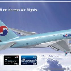 [Citibank ATM] Fly with Korean Air from Singapore to Korea, USA, Canada, Japan, and China and enjoy these offers when you pay