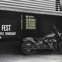 [Harley-Davidson] The new era SOFTAILS will take centre stage this day!