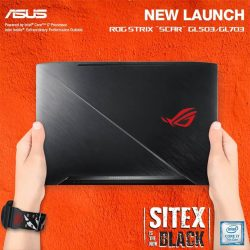 [ASUS] SITEX IS THE NEW BLACK!
