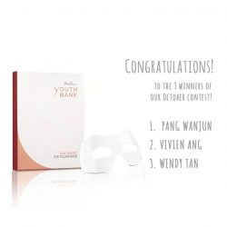[Marie France Bodyline] Congratulations to @Pang Wanjun @Vivien Ang @Wendy Tan, who each will walk away with 1 $50 BMF Product Voucher and