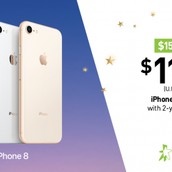 [StarHub] Treat yourself this festive season with iPhone 8 or iPhone 8 Plus, and enjoy up to $150 magical savings!