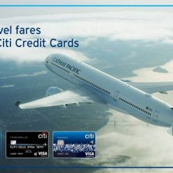 [Citibank ATM] Start planning your next holiday and enjoy Economy Class prices from as low as $208 to Bangkok, $548 to Seoul
