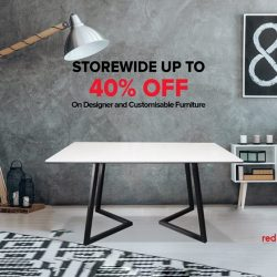 [RED APPLE] Red Apple proudly presents you with an extraordinary sale on all our furniture storewide!