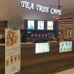 [Tea Tree Café] We are officially opened!