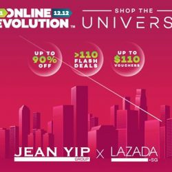 [Enjoy by Jean Yip] Looking for the biggest sale in the universe?