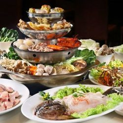 [Peach Garden Chinese Dining] Peach Garden @ Thomson Plaza] 1-FOR-1 EAT-ALL-YOU-CAN 4-TIER STEAMBOAT Check out our 4-tier Steamboat