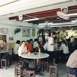 [Ya Kun Kaya Toast] Continuing the Tradition…Today, thousands of customers – locals, tourists and celebrities - gather at Ya Kun daily to savour the best