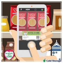 [Cold Storage] Vote for your favourite brand today & stand to win $500 worth of Dairy Farm vouchers.