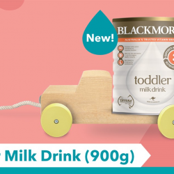 [Blackmores] Blackmores Toddler Milk Drink is specifically formulated to support busy toddlers' nutritional needs.