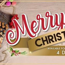 [UMISUSHI Singapore] umixmas2017 Be it home reunions or corporate gatherings, umisushi is your one-stop destination for festive goodies, from Western savoury