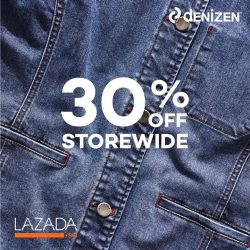 [Denizen Singapore] The sale continues with Black Friday!