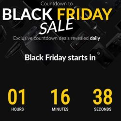 [Courts] Countdown to Black Friday starts now!