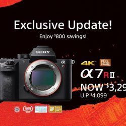 [Sony Singapore] Exclusive Update!
