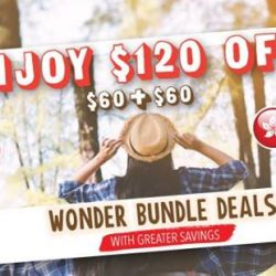 [Changi Recommends] Enjoy Wonder Bundle Deals with GREATER SAVINGS in the month of November!