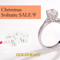 [Goldheart Jewelry Singapore] Online Solitaire SALE alert!