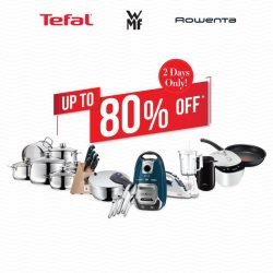 [WMF] Indulge in abundance at our year end sale happening on 4th and 5th November, 10am – 7pm at SAFRA Tampines!
