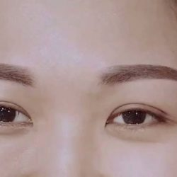 [iBrow Studio] At iBrow Studio, Misty brows embroidery provides a better natural look that you cannot achieve with an eyebrow pencil or