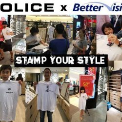 [Better Vision] Due to overwhelming response from the Waterway Point Residents last week, we will be bringing 'Stamp Your Style' DIY T-